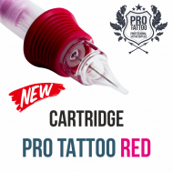 PRO TATTOO RED - PERMANENT MAKE UP CARTRIDGE