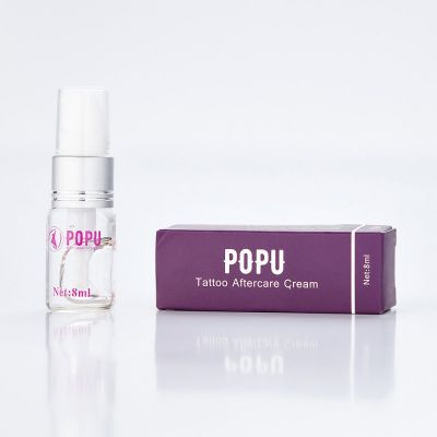 POPU AFTERCARE CREAM - KRÉM PERMANENTNÍ MAKE UP